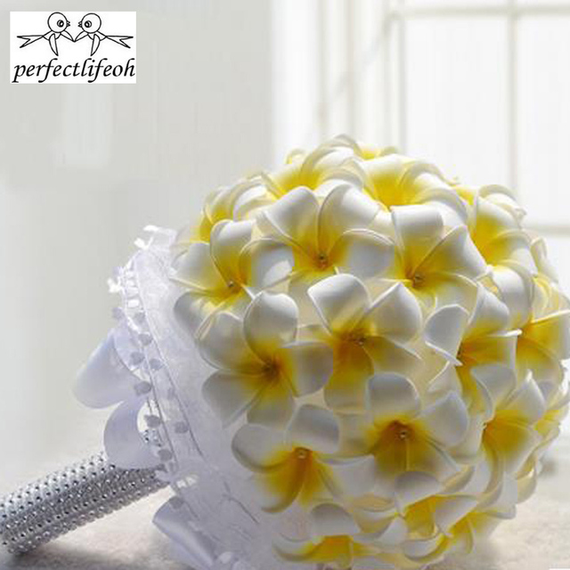 Fashion yellow purple pink wedding egg blossom wedding flower fashion yellow purple pink wedding egg blossom wedding flower wedding bridal bouquet mightylinksfo