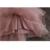 Nueva Gasa del Verano del Bebé Vestido de la Muchacha de Flor Decora Collar Nuevo Diseño Girls Costume Party Pricess Ropa Fresca