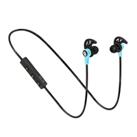 New Sports Bluetooth Earphone ROCK Space Series IPX4 In Ear Bluetooth Headphone Earphone With Mic For