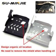 SU-MINJIE Sabot moteur доска де защита en алюминий для Honda X-ADV XADV- XADV-750
