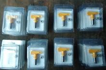 Pièces de pulvérisateur de peinture Airless garde de pointe de pistolet 517 519 521 523 outil Titan Wager