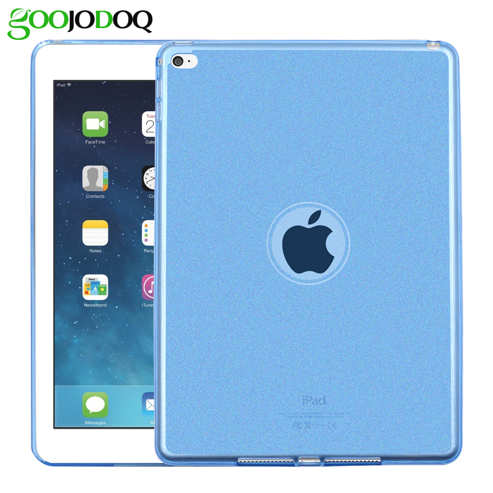 Case For iPad 2 3 4, Glitter Silicone Soft Cover TPU Shell Protector Skin Bling Back Case Capa Funda Coque for Apple iPad 4 3 2 case for ipad air 2 pocaton for tablet apple ipad air 2 case slim crystal clear tpu silicone protective back cover soft shell