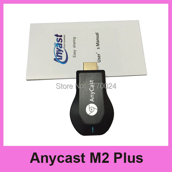 20pcs Anycast M2 Plus DLNA Airplay WiFi Display Miracast TV