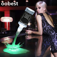 Oobest High End Insulated Light Bar Night Light Touch Desk Lamp Wardrobe Cupboard Wine Cabinet USB