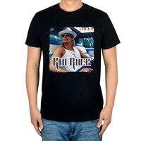 Kid Rock Hard Rock дерзкий альбом альтернативного металла футболка