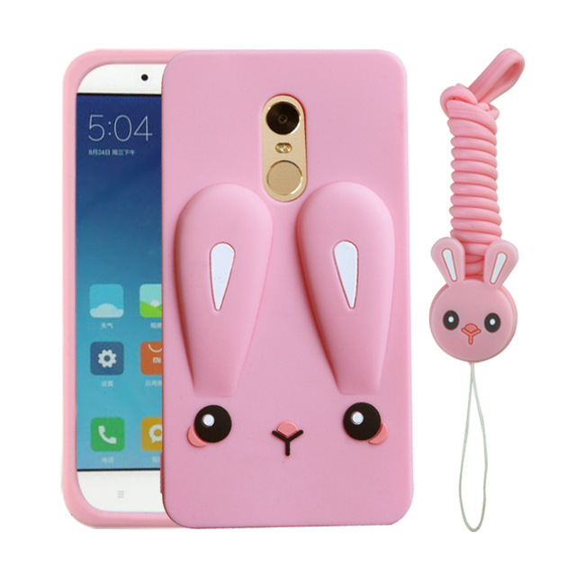Cute Color Printed Case For Redmi 4X Note 3 Pro 4 Mi5 Mi5c