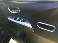 Para nissan serena automotivo interior lidar com braços interruptor da porta frente abs chrome 10 pçs 2017 2018 2019|Estilo de cromo|Automóveis e motos -