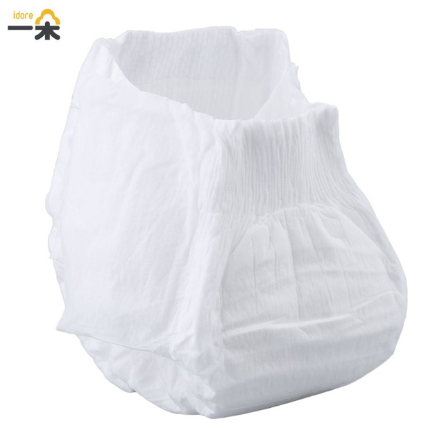 IDore Baby Diapers Size S/M/L/XL Disposable Nappies Ultra-Thin Large Absorb Capacity Breathable 6dtex Nappy Baby Care All Night 4