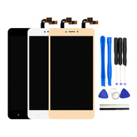 100 New For Xiaomi Redmi Note 4X LCD Display Touch Screen Replacement 5 5Inch Redmi Note