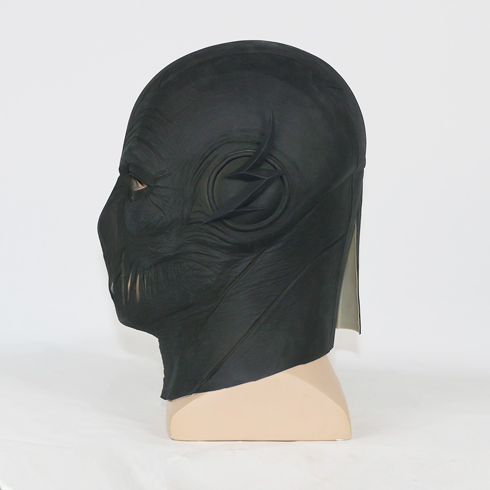Cosplay Zoom Mask Marvel Tv Flash Mask Halloween Party Mask Cosplay Flash Costume Prop2