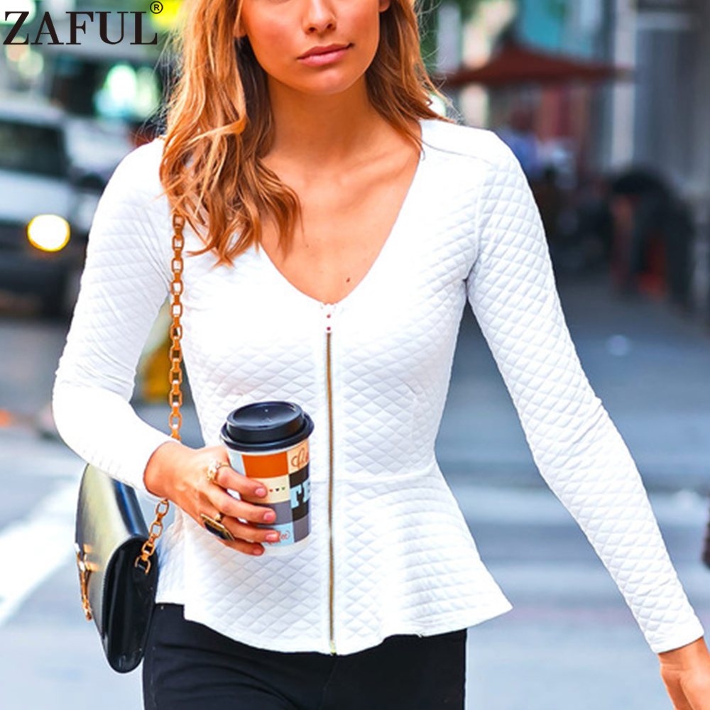 Popular White Spring Coat-Buy Cheap White Spring Coat lots from ...