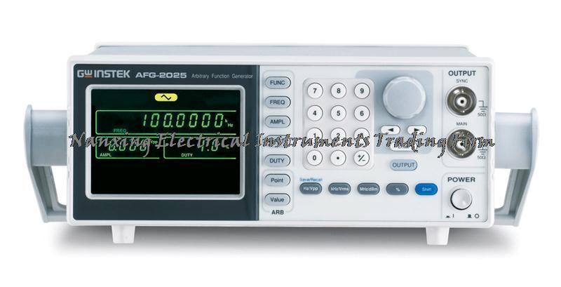 Générateur de signal de AFG-2112 Gwinstek à arrivée rapide