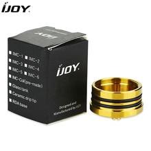 100% Original IJOY COMBO RDTA Base Replacement RDA Base for COMBO RDTA Atomizer Golden Color