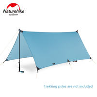 Naturehike Outdoor Sun Shelter For Picnic Beach Party Shades Fast Built Quick Removable Rain Camping Rainproof Canopy Sun Shade