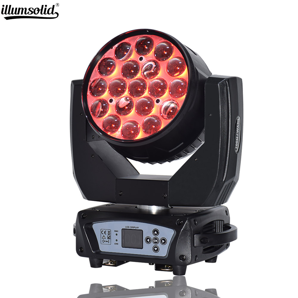 led wash zoom 19x15w rgbw moving head light dmx512 for disco dj stage party lightled wash zoom 19x15w rgbw moving head light dmx512 for disco dj stage party light