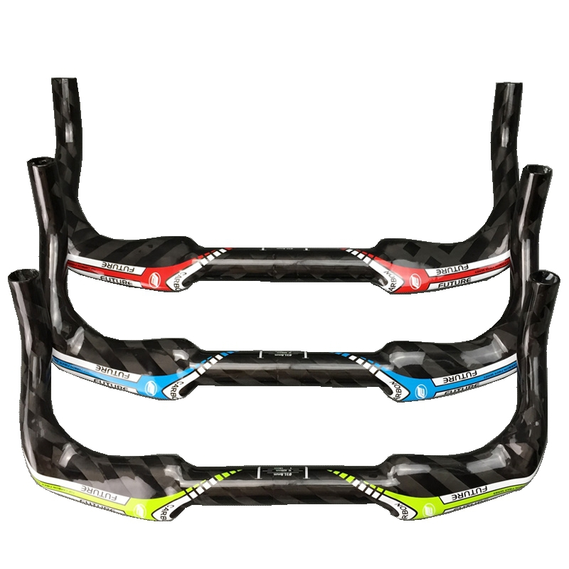 FUTURE full carbon fiber bicycle  handlebar TT bar road mountain bike handlebars 31.8 manillar mtb fixie bicicleta bike  parts fouriers mtb handlebar hb mb008 mountain bicycle handlebar ud carbon fiber bike handlebars 31 8x750mm