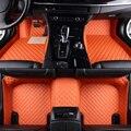 Esteras del piso del coche para honda accord fit ciudad xr cr-v-v Odyssey Elemento Piloto de Coches Accesorios car styling felpudos Personalizados alfombras