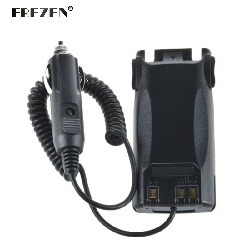 Car Charger Battery Eliminator For BAOFENG UV-82 UV-89 Two Way Radio
