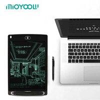 8.5 '' Taşınabilir Akıllı LCD Yazma Tablet Pil Ile Elektronik Stylus Kalem Ile Not Defteri Çizim Grafik Kurulu Çocuklar için Hediye