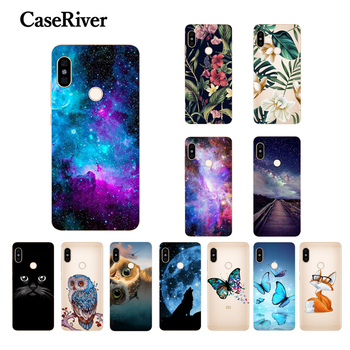 Fundas Xiaomi Redmi Note5 Case Cover Redmi Note 5 Pro Silicone Phone Back Cover Xiaomi Redmi Note 5 Cute Case Global 5.99 image