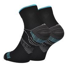JUMEAUX Foot Compression Socks For Men Women Plantar Fasciitis Heel Spurs Pain Casual Cotton Sock Venous New Sock EU 35-44