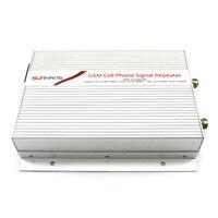 1 PCS 5000 metros quadrados adequado 3 W (35dBm) Potência De Saída GSM Sinal de Telefone Celular Impulsionador Repetidor GSM 900 Mhz Amplificador
