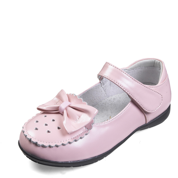 NEW girl Genuine Leather shoes Children Orthopedic, New kids Fashion Shoes