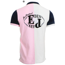 Men Polo Shirt Eden park 2019 Embroidery Brand Cotton Short Sleeve Top For Man Slim Breathable Polo Shirts male Plus Size M-XXXL