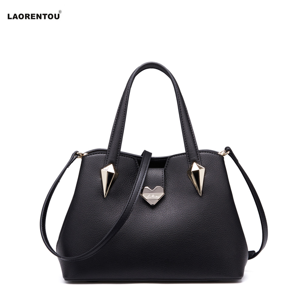 laorentou brand leather women handbag 2016 fashion style made in china