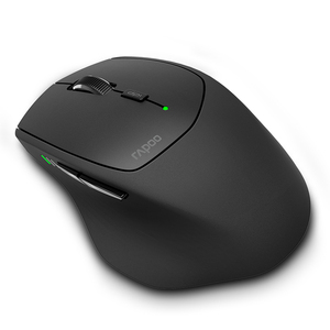 Image 4 - New Rapoo MT550G Multi mode Wireless Mouse Switch between Bluetooth 3.0/4.0 and 2.4G for Four Devices Connection Computer Mouse