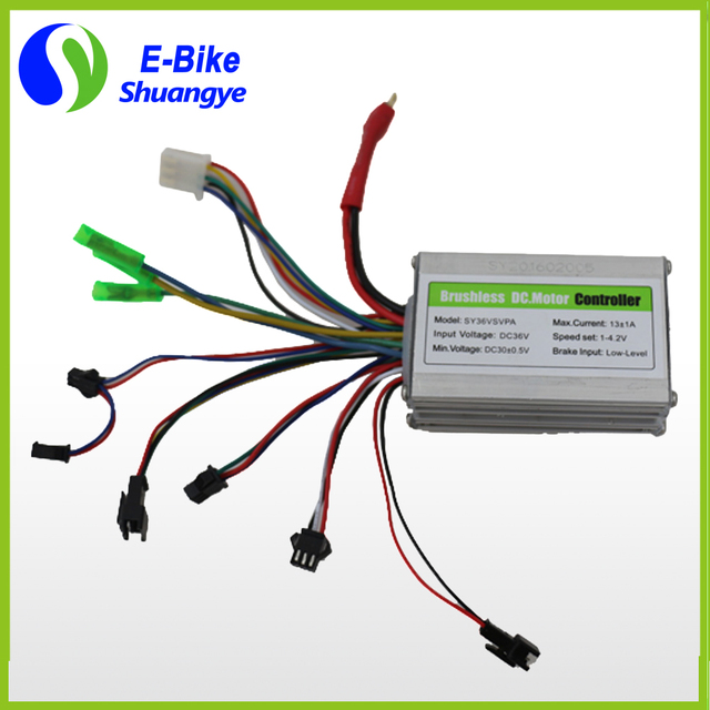 Buy Shuangye 24v 36v 48v 250w 350w 500w 800w Electric Bike Brushless Motor