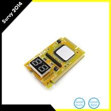 LED Displays 3 in 1 Mini PCI-E LPC PC Analyzer Tester POST C