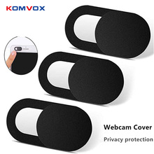 Webcam Shutter Magnet Slider Ultra Thin Slide Web Camera Covers for Laptop Compu