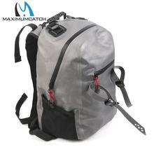 Maximumcatch трясет-Легенда-рюкзак 100%Водонепроницаемый мешок с полиуретановым покрытием Материал сухой мешок для рыбалки