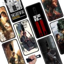 The Last Us Video games Black Soft Case for Oneplus 7 Pro 7 6T 6 Silicone TPU Phone Cases Cover Coque Shell