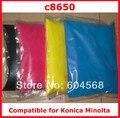 Compatível para Konica Minolta c8650 / 8650 pó de toner de cor, 4 kg/lote