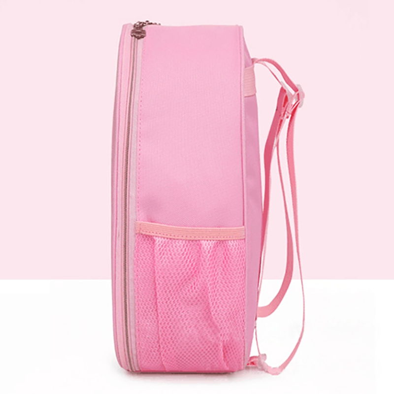 Luggage & Bags Ballet Dance Bags Pink Women Girls Ballet Sports Dance Backpacks Rucksack Embroidered Gym Bags For Child Girls
