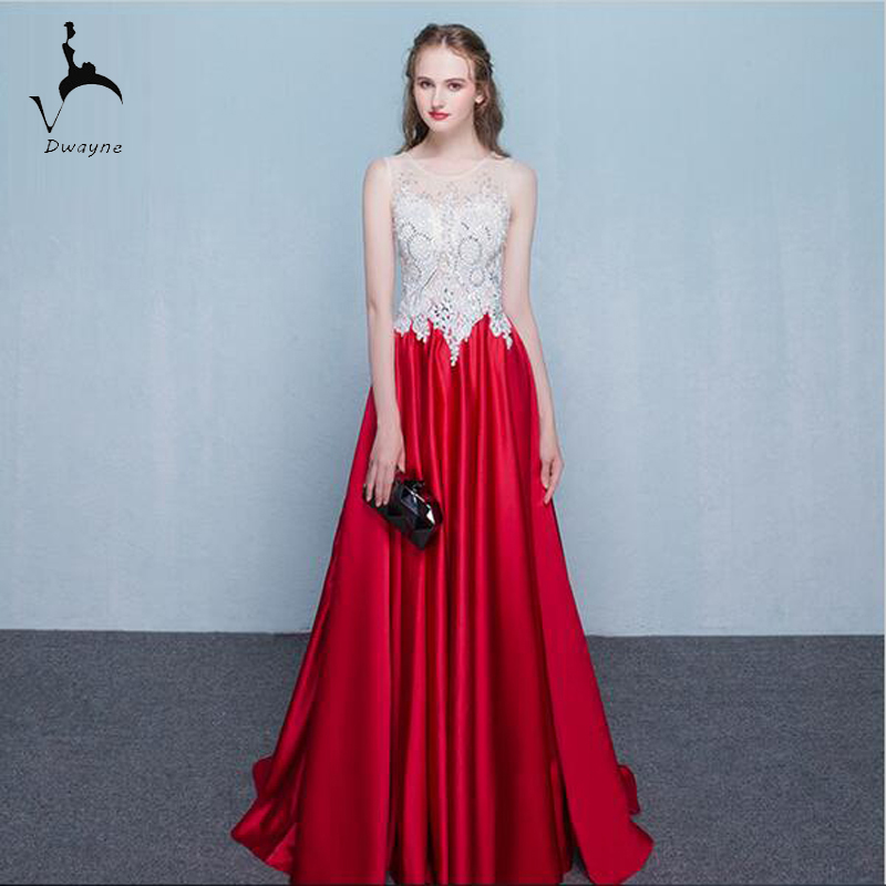 Young Ladies Dress Long Evening Party Sleeveless