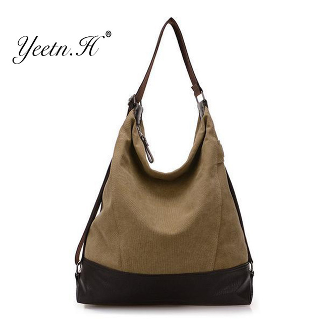 H large capacity blast wave Korean special oversized shoulder bag Casual  women canvas New fall women handbags Y2088 ec1a58f9dc366
