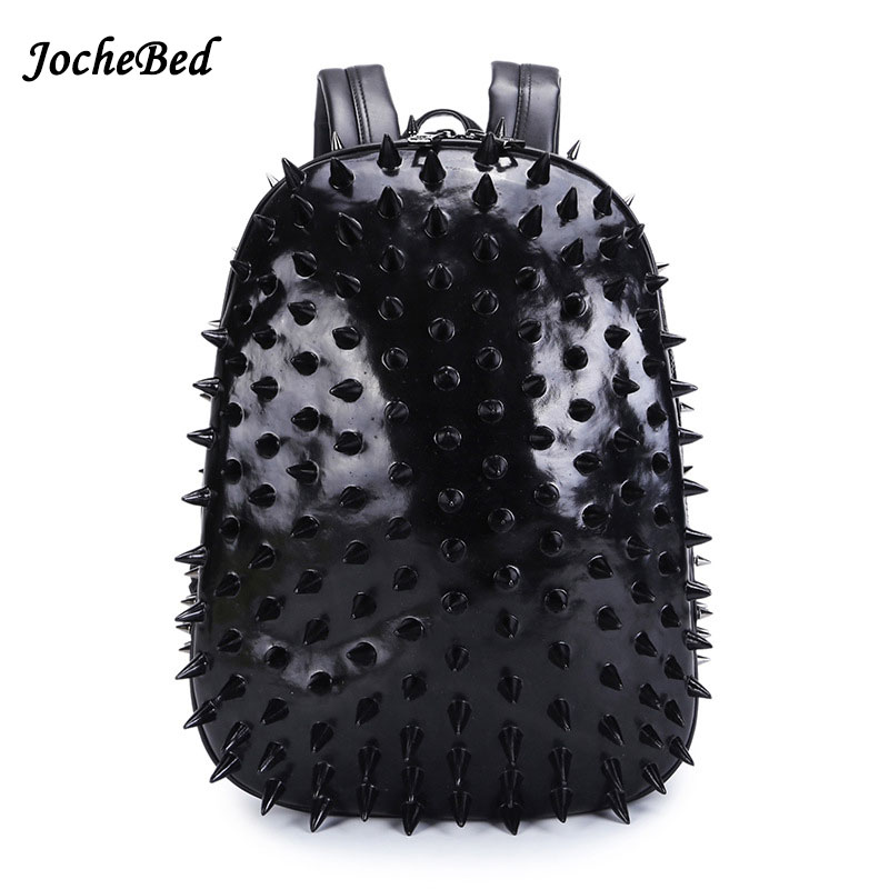 Compare Prices on Leather Spiked Backpack- Online Shopping/Buy Low ...