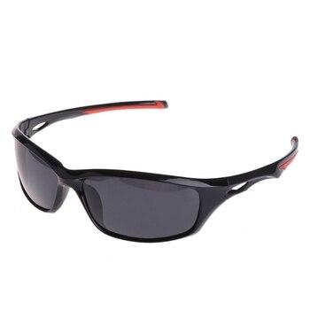 9794f53808 Gafas ciclismo pesca de sol polarizadas al aire libre viajes deporte UV400  para los hombres