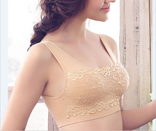 Free Shipping Strapless lace bra Breast pad exposed them non-trace wrapped chest movement without rims #7028