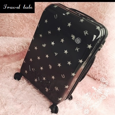 Travel tale fashion star 29 size ABS+PC durable Rolling Luggage Spinner brand Travel Suitcase travel tale new fashion contracted rolling luggage spinner brand travel suitcase 20 22 24 26