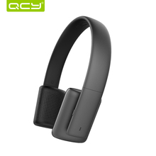 Bluetooth Headset QCY50 Brand HiFi Wireless Bluetooth 4.1 Original Music Bluetooth Headphone with microphone Noise Cancelling