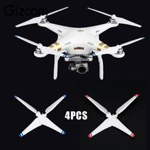 Gizcam 4PCS 9450 Propellers Blades RC Drone Helicopter Accessories For DJI Phantom 3 Professional Camera Drones Flying Propeller(China)