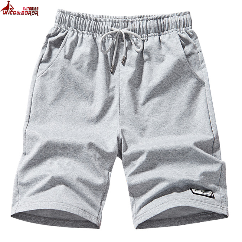 Plus Size L~6XL 7XL 8XL 9XL Summer New Cotton Men Causal Short Fashion Brand Board Beach Breathable Gym Jogger Shorts