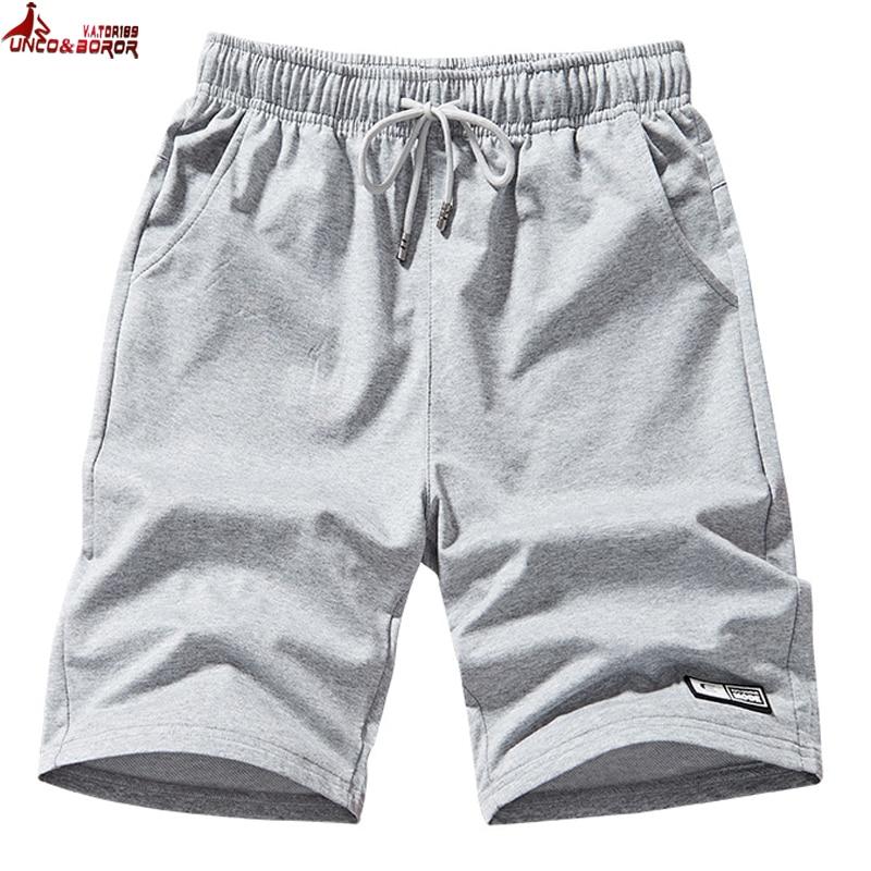 Plus Size L~6XL 7XL 8XL 9XL Summer New Cotton Men Causal Short Fashion Brand Board Beach Breathable Gym Jogger Shorts