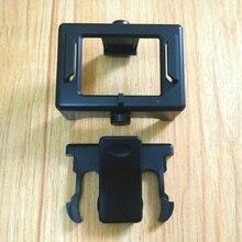 SJCAM Koruyucu Çerçeve Sınır Durumda için Hızlı Klip SJCAM SJ4000 Sj5000 Sj6000 SJ7000 sj9000 SOOCOO C30 H3 H9 Kamera Aksesuarları