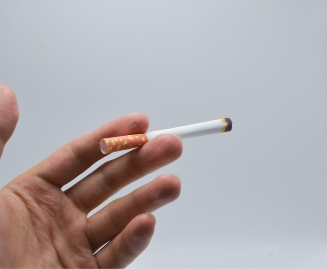 Fake Cigarettes To Help Stop Smoking