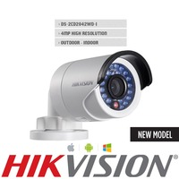 HIK English Version DS 2CD2042WD I 4mm H 264 IP66 1080P 4MP Bullet IP Camera V5